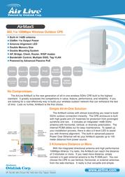AirLive AirMax5 AIRMAX5 User Manual