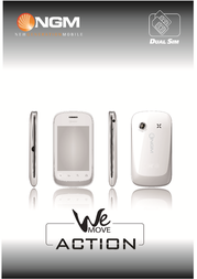 NGM-Mobile WeMove Action ACTION/Y User Manual