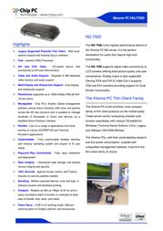 Chip PC NG-7500 CPN04327 User Manual