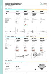 Preisner FSA 419 User Manual