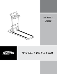 Tempo EVOLVE User Manual