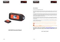 Drift Innovation hd170 User Guide