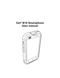 CAT B15 User Manual