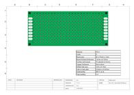 Crc Kontakt Chemie (L x W x H) 70 x 30 x 1.6 mm Grid pitch 2.54 mm PCB2-3070 Data Sheet