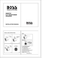 BOSS mrwt65 User Manual