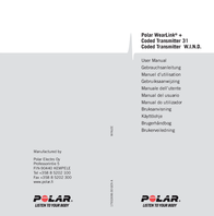 Polar Coded Transmitter Set T31 920135 Data Sheet
