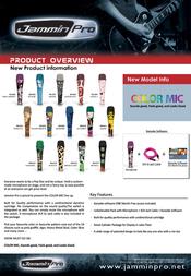 Jammin Pro Mic015 5450036 Leaflet