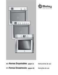Balay 3HF518B User Manual