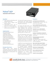 Multi-link Polnet ACP 3 ACP3 Leaflet