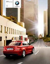 BMW 135i User Manual