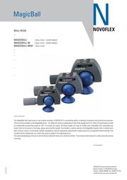 Novoflex MB Mini MB MINI Leaflet