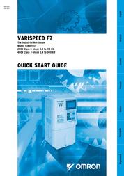 Omron Healthcare VARISPEEDF7 User Manual