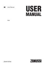 Zanussi ZEM6740FBA User Manual
