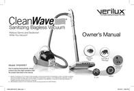 Verilux Vacuum Cleaner VH04WW1 User Manual
