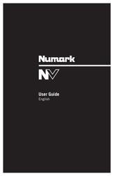 Numark DJ Controller NV 102764 Data Sheet