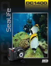 SeaLife DC1400 Pro SL725 User Manual
