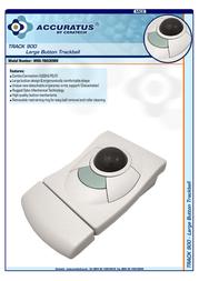 Accuratus MOU-TRACK900 MOU-TRACK900/LIBRA 90 Leaflet