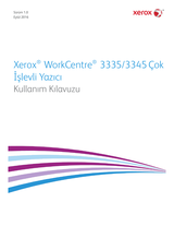 Xerox WorkCentre 3335/3345 ユーザーガイド