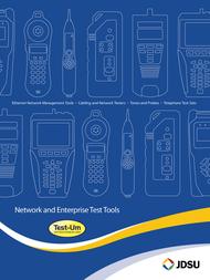 JDSU TP70 User Manual