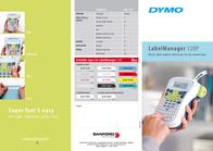 Esselte Dymo LabelManager 120P 9784600 Leaflet