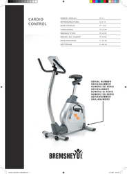 Accell Cardio Control User Manual