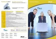 Acer TRAVELMATE 290LCI P4M-1.3G LX.T3506.025 Dépliant
