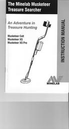 Minelab Colt User Manual
