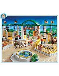 Playmobil ZOO 3240 User Manual