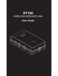 Bluesound RT100 Owner's Manual