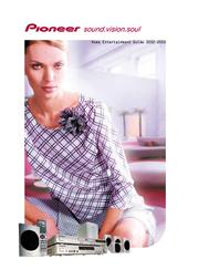 Pioneer DV 656A-S DVD-Audio/Video/SACD Player DV656AS User Guide