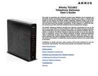 Arris TG1682-3 User Manual