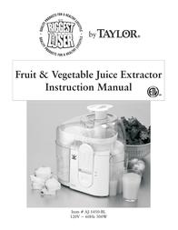 Taylor AJ-1450-BL User Manual