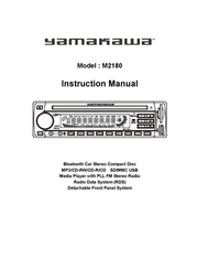 Yamakawa M2180 User Manual