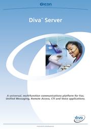 Eicon Diva Server Analog-4P 306-232 User Manual