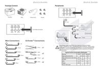 Hiper Racing Power Supply Blue 580W retail tool box PS4B580 Leaflet
