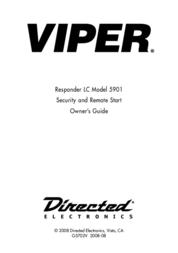 Viper 5901 Owner's Manual