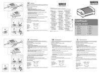 WAECO Mobitronic CoolPower EPS817 Rectifier EPS-817U Leaflet
