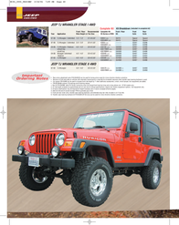 Jeep 2WD User Manual