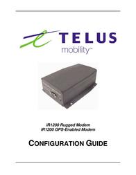 Telus Modem IR1200 User Manual