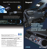 Ikegami bsh-200 Brochure