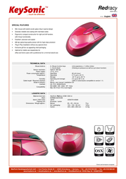 MaxPoint KSM-1200 U Redracy KSM-1200 U REDRACY Leaflet