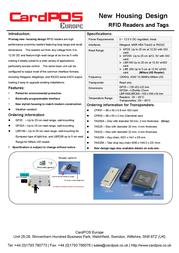 Promag GP25 GP25-00 Merkblatt