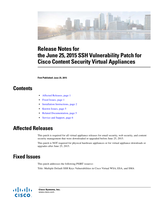 Cisco Cisco Email Security Appliance C680 Release Note