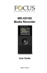 Focus Enhancements MR-HD100 User Manual
