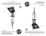 Hoover C1800010 User Manual