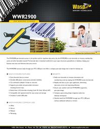 Wasp WLS9500 633808390310 Leaflet