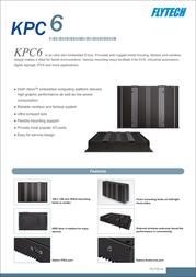 Flytech KPC6 Leaflet