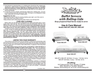 Broil King NBS-2RT Leaflet