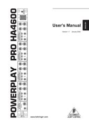 Hanns.G HA4600 User Manual
