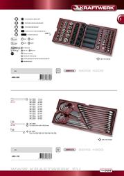 KRAFTWERK 4900-13B Leaflet